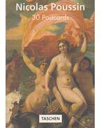 Nicolas Poussin (30 Postcards) - Gilles Néret