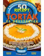 Torták és desszertek - 50 recept - Giovanna Magi