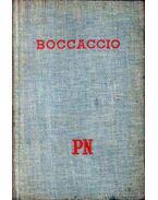 Boccaccio legszebb novellái - Giovanni Boccaccio