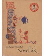Boccaccio Novellák - Giovanni Boccaccio