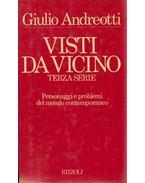 Visti da vicino - Giulio Andreotti