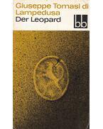 Der Leopard - Giuseppe Tomasi di Lampedusa