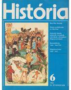 História 1982/6. - Glatz Ferenc