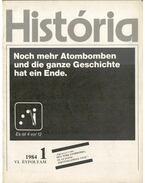 História 1984/1. - Glatz Ferenc