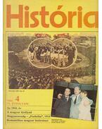 História 1984/4. - Glatz Ferenc