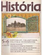 História 1985/5-6 - Glatz Ferenc