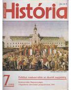 História 1993/7 - Glatz Ferenc