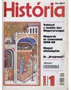 História 2000/1 - Glatz Ferenc
