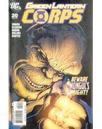 Green Lantern Corps 20. - Gleason, Patrick, Tomasi, Peter J.