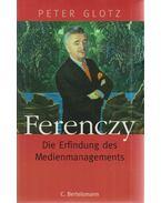 Ferenczy (aláírt) - Glotz, Peter