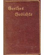 Ausgewählte Gedichte (mini) - Goethe