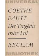 Faust I. - Goethe