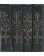 Goethes Werke 1-16 (I-IV. kötet) - Goethe