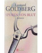 Spuren von Blut - Goldberg, Leonard