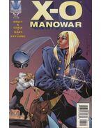 X-O Manowar Vol. 1. No. 57 - Golia, Marty, Bailey, Jeff, Sears, Bart