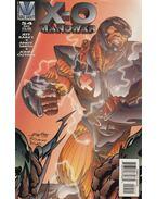 X-O Manowar Vol. 1. No. 54 - Golia, Marty, Bailey, Jeff, Smith, Andy