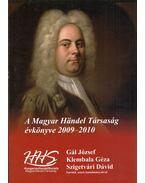 A Magyar Handel Társaság évkönyve 2009-2010 - Göllesz Zoltán