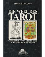 Die Welt des Tarot - Golowin, Sergius