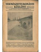 Természettudományi közlöny 72. kötet 3. szám 1940. március - Gombocz Endre, Szabó-Patay József