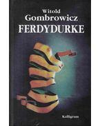 Ferdydurke - Gombrowicz, Witold