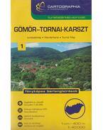 Gömör-Tornai-Karszt 1:40000