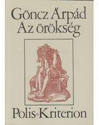 Az örökség - Göncz Árpád