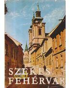 Székesfehérvár - Gonda Istvánné, Fitz Jenő, Kabáczy Szilárd, Tóth Gyula, Radetzky Jenő, Zách Sándor