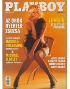 Playboy 2000. július - Gordon István, Hefner, Hugh M.