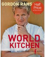 Gordon Ramsay's World Kitchen - Gordon Ramsay