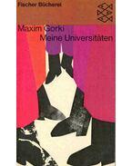 Meine Universitäten - Gorki, Maxim
