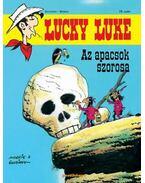 Lucky Luke 15. - Az apacsok szorosa - Goscinny, Morris