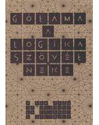 Gótama - A logika szövétneke
