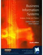 Business Information Systems: Analysis, Design and Practice - Graham Curtis, David Cobham