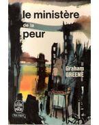 Le ministère de la peur - Graham Greene