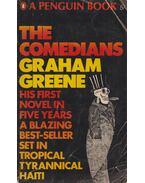 The Comedians - Graham Greene