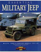 Essential Military Jeep: Willys, Ford & Bantam Models 1941-45 - Graham Scott