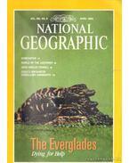 National Geographic April 1994 Vol. 185. No. 4. - Graves, William (szerk.)