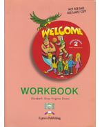 Welcome pupil's book 2 - Workbook - Gray, Elizabeth,  Virginia Evans