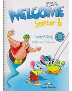 Welcome Starter B - Teacher's Book - Gray, Elizabeth,  Virginia Evans