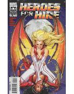 Heroes for Hire No. 5. - Gray, Justin, Palmiotti, Jimmy, Francis Portela
