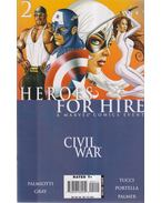 Heroes for Hire No. 2. - Gray, Justin, Palmiotti, Jimmy