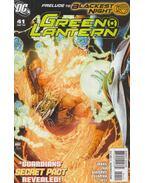 Green Lantern 41. - Johns, Geoff, Tan, Philip, Barrows, Eddy