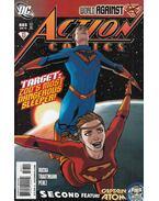 Action Comics 883. - Greg Rucka, Eric Trautmann, Perez, Pere