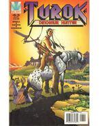 Turok Dinosaur Hunter Vol. 1. No. 43 - Grell, Mike, Couto, Mozart