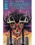 Shaman's Tears Vol. 1. No. 10 - Grell, Mike
