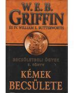 Kémek becsülete - Griffin W. E. B, IV. William E. Butterworth
