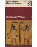 Mythen der Völker I. - Grimal, Pierre