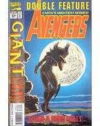 Marvel Double Feature...The Avengers/Giant-Man Vol. 1. No. 379 - Grindberg, Tom, Harras, Bob, Johnson, Stewart