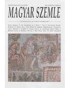 Magyar Szemle 2019. március-április - Gróh Gáspár (szerk.)