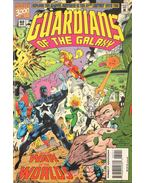 Guardians of the Galaxy Vol. 1. No. 62 - Gallagher, Michael, West, Kevin J,